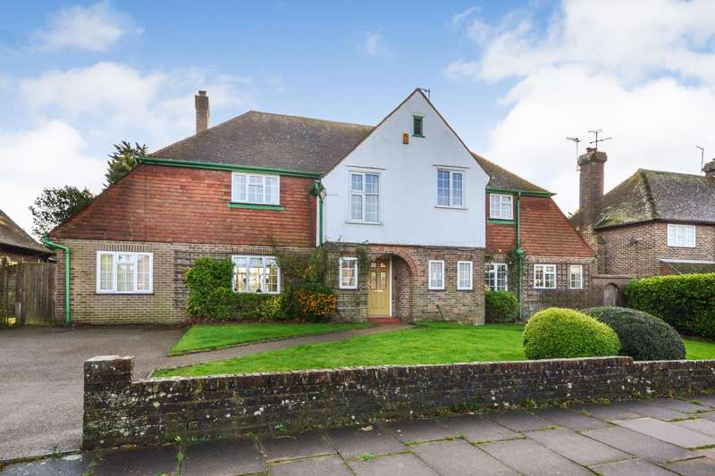 5 Bedrooms Detached House for sale in Cranston Rise, Bexhill On Sea, TN39