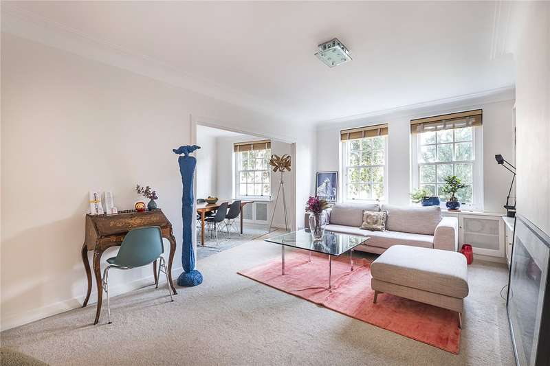 2 Bedrooms Flat for sale in Prince Arthur Road, Hampstead, London, NW3