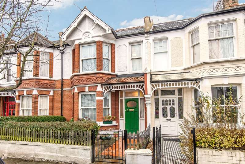3 Bedrooms Terraced House for sale in Astonville Street, Southfields, London, SW18