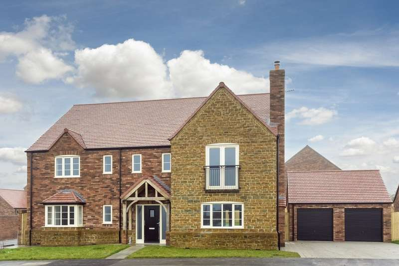 5 Bedrooms Detached House for sale in Leys Field, Whatcote Road