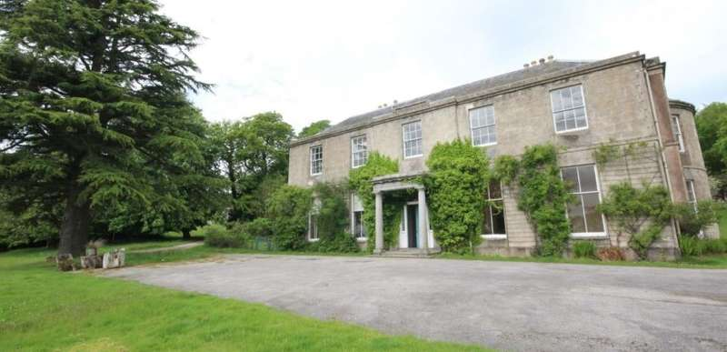 8 Bedrooms Manor House Character Property for sale in , Manar House, Inverurie, Aberdeenshire