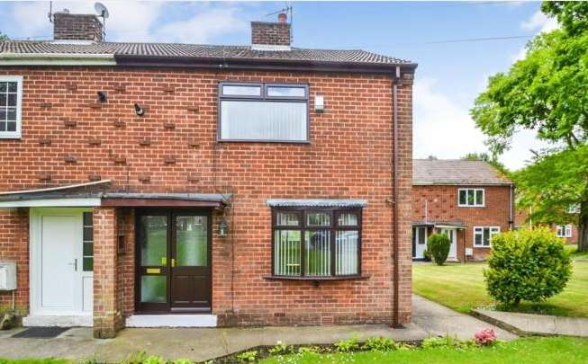 2 Bedrooms Property for sale in Bruce Crescent, Wingate, Wingate, Durham, TS28 5JJ