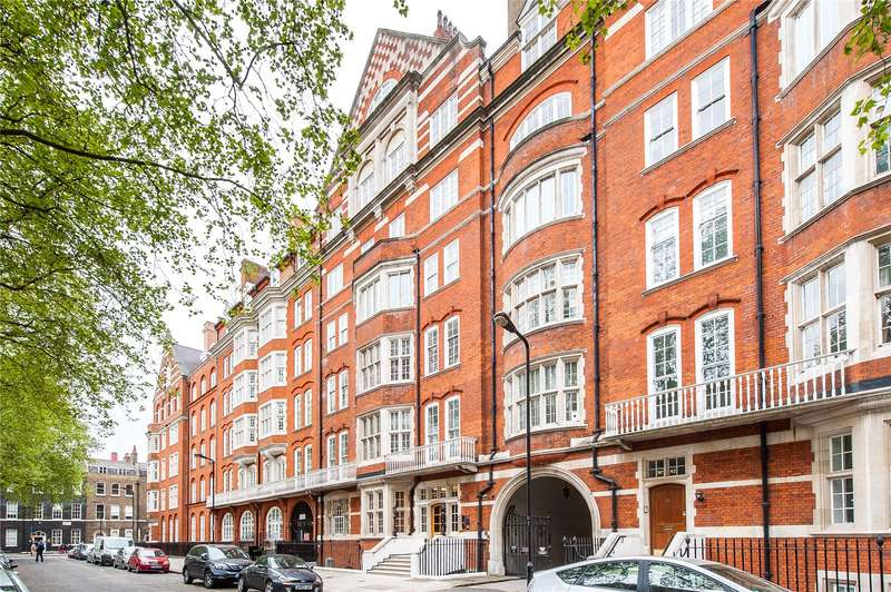 4 Bedrooms Apartment Flat for sale in Bedford Court Mansions, Bedford Avenue, London, WC1B