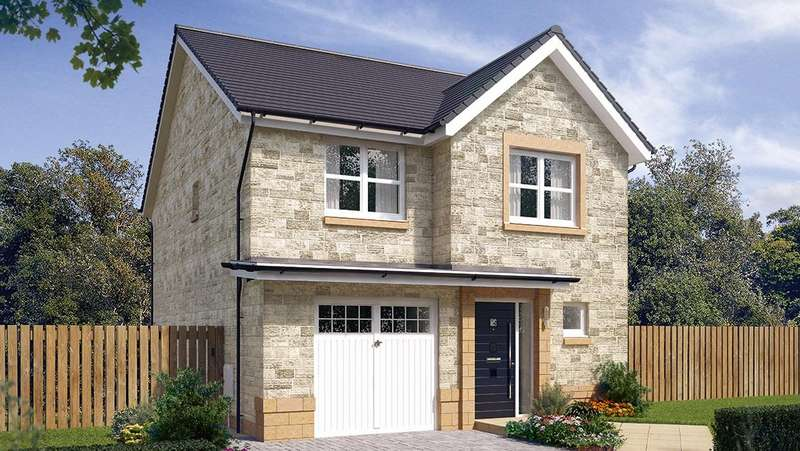 4 Bedrooms Detached House for sale in Ashbury, Cairneyhill, KY12