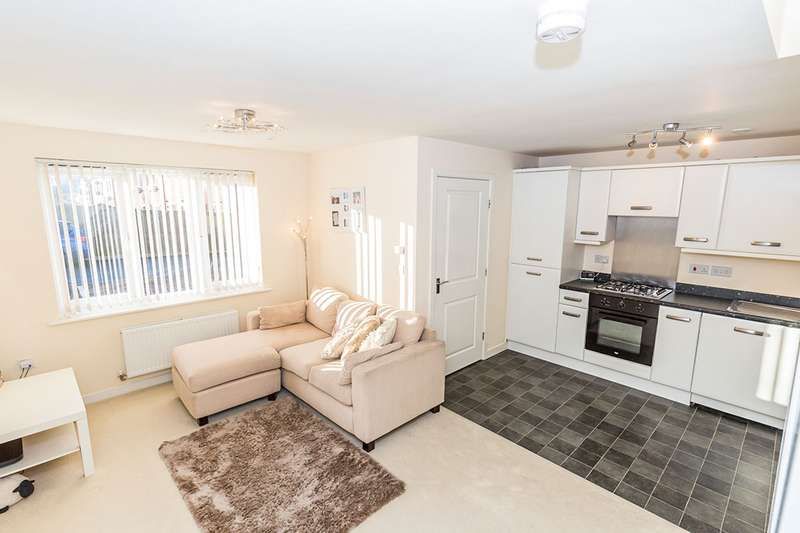 2 Bedrooms Semi Detached House for sale in Chandlers Close, Buckshaw Village, Chorley, Lancashire, PR7
