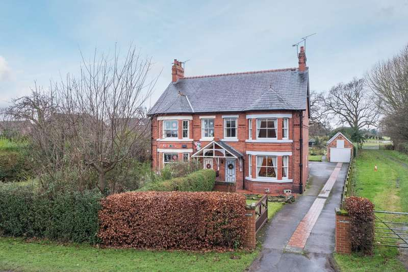 5 Bedrooms House for sale in 5 bedroom House Semi Detached in Christleton