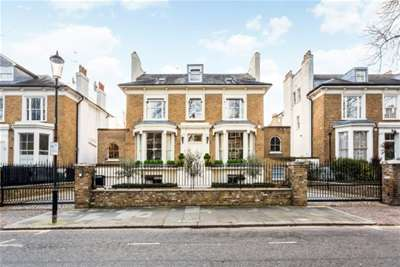 7 Bedrooms House for rent in Holland Villas Road, Holland Park, W14