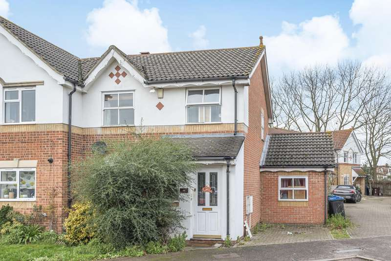 4 Bedrooms House for sale in Hadleigh Close, Wimbledon, SW20