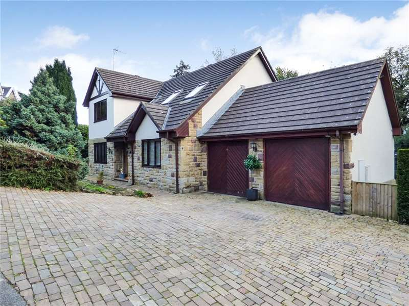 4 Bedrooms Detached House for sale in The Willows, Prod Lane, Baildon, West Yorkshire