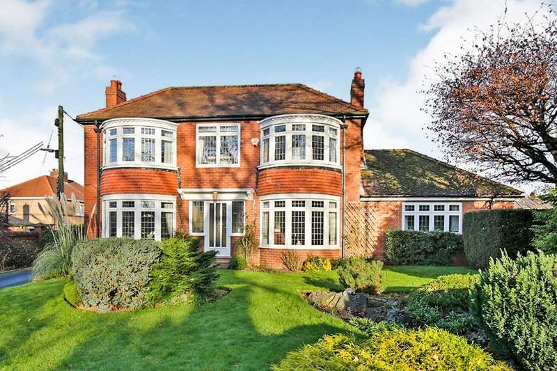 4 Bedrooms Detached House for sale in Linden Grove, Houghton Le Spring, DH4