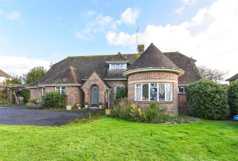 4 Bedrooms Detached House for sale in Itchenor, Chichester, West Sussex, PO20