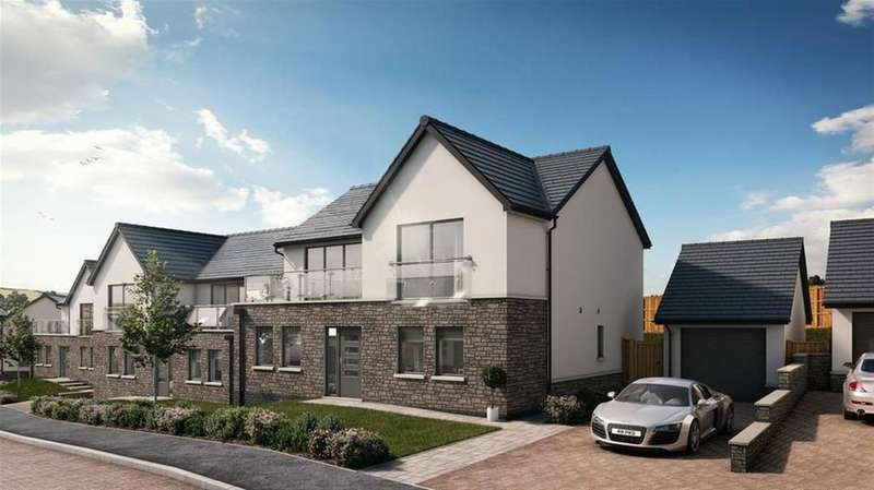 4 Bedrooms Detached House for sale in Sand Banks, Broad Haven, Haverfordwest