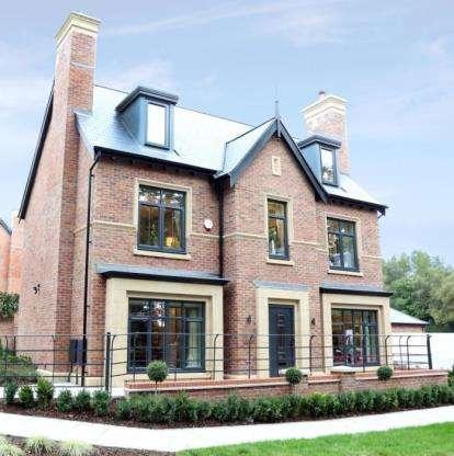5 Bedrooms Detached House for sale in Heatherley Wood Alderley Park, Nether Alderley, Cheshire