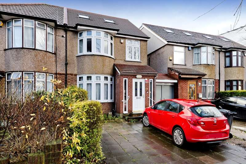 4 Bedrooms Semi Detached House for sale in Greenford Road, Greenford, Middlesex, UB6