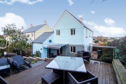 3 Bedrooms Detached House for sale in Falmouth, Cornwall, .