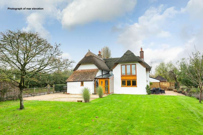4 Bedrooms Semi Detached House for sale in Park Lane, Heytesbury