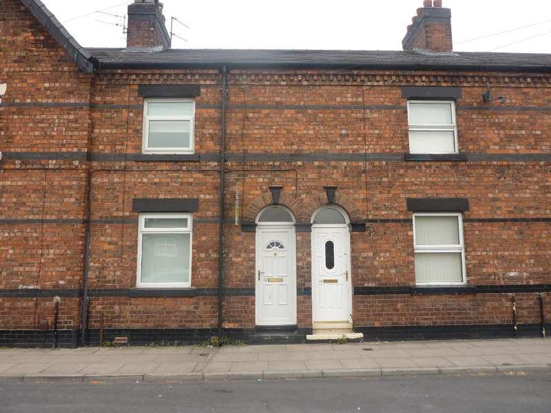 2 Bedrooms Terraced House for rent in Vineyard Street, Garston, Liverpool, L19 2PU