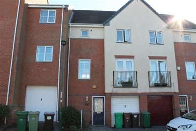 3 Bedrooms Town House for rent in Jensen Way, Nottingham, NG5