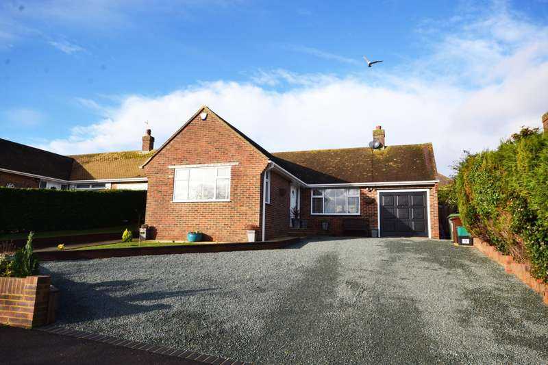 2 Bedrooms Detached Bungalow for sale in Maytree Gardens, Bexhill On Sea, TN40