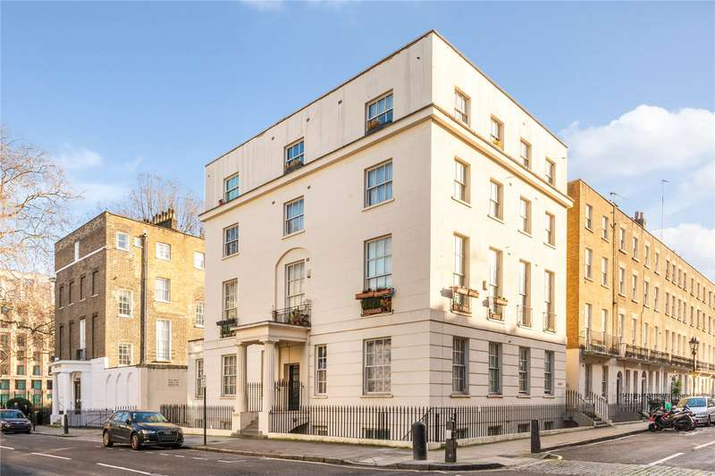 2 Bedrooms Apartment Flat for sale in Burton Street, Bloomsbury, London, WC1H