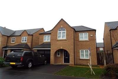 4 Bedrooms Detached House for rent in Faulkner Crescent, FY8 3FL
