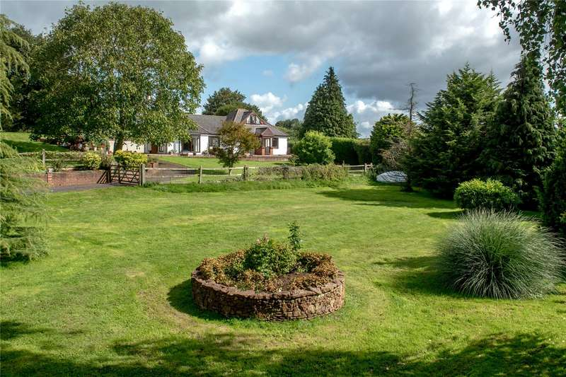 3 Bedrooms Detached Bungalow for sale in Fitzhead, Taunton, Somerset, TA4