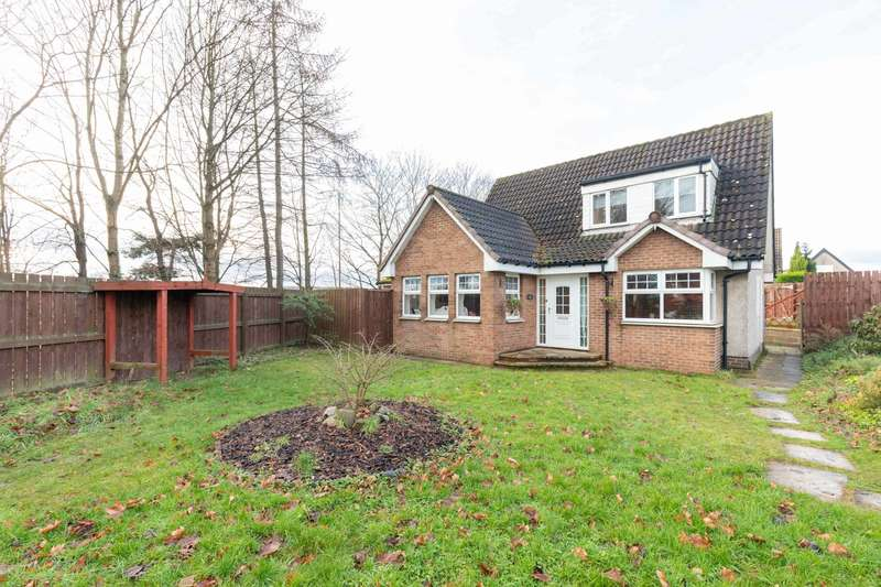 3 Bedrooms Detached House for sale in Queens Avenue, Broxburn, West Lothian, EH52 5RS