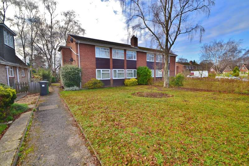 2 Bedrooms Flat for sale in Hiltingbury