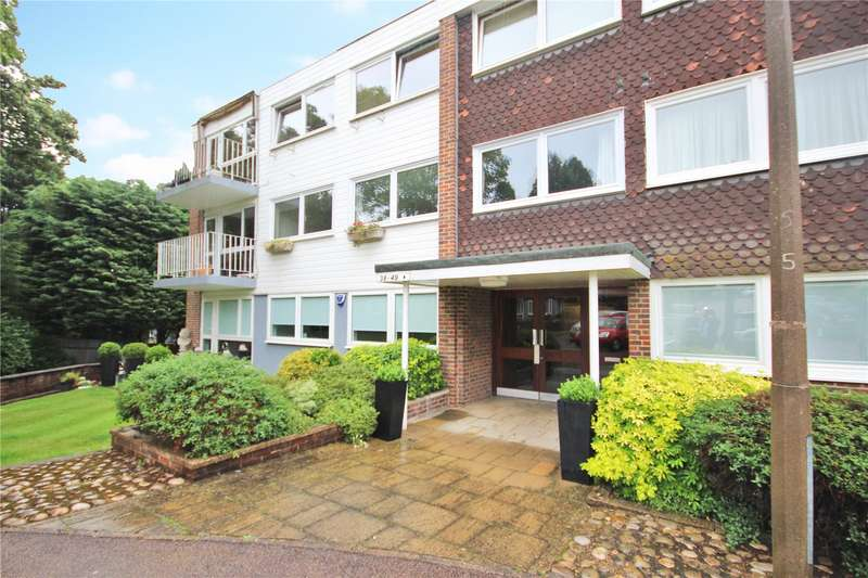 3 Bedrooms Apartment Flat for sale in Greenhill, High Road, Buckhurst Hill, Essex, IG9
