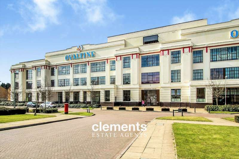 2 Bedrooms Flat for sale in Ovaltine Drive, Kings Langley