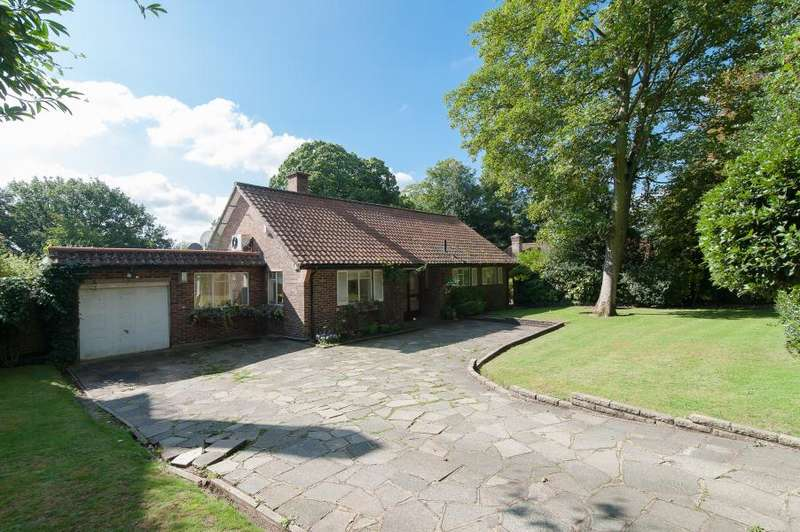 3 Bedrooms House for sale in Coombe Lane West, Coombe, Kingston upon Thames KT2