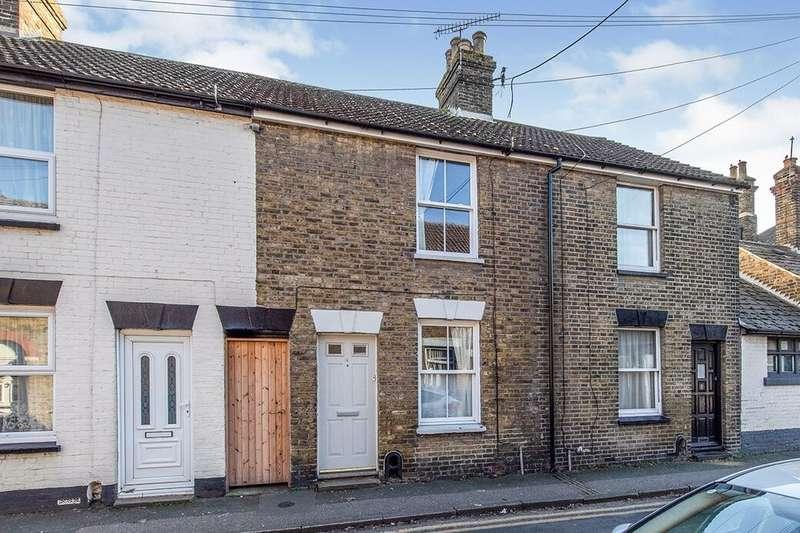 3 Bedrooms Semi Detached House for rent in Westgate Road, Faversham, ME13