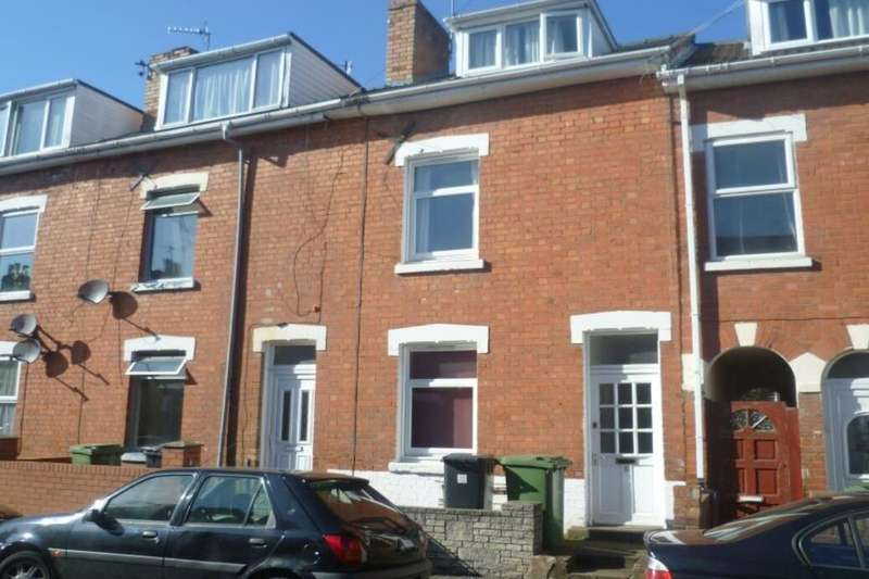 5 Bedrooms Terraced House for sale in Northfield Street, Worcester, WR1