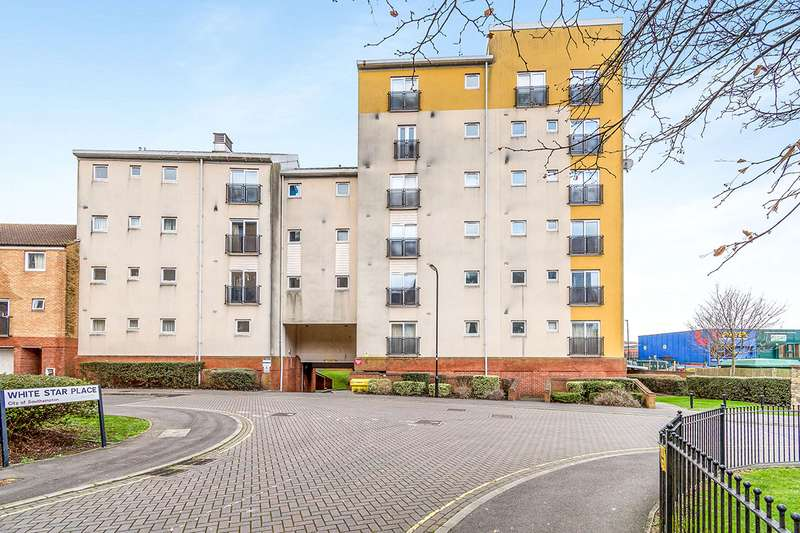 1 Bedroom Apartment Flat for sale in Carpathia Drive, Southampton, Hampshire, SO14