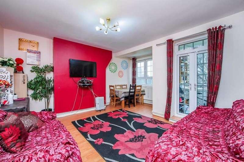 3 Bedrooms Flat for sale in Pinchin Street, London E1