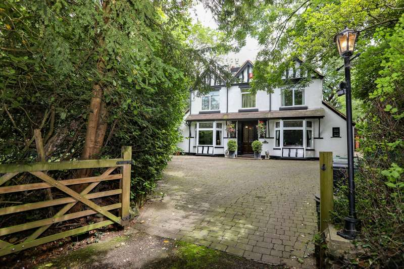 5 Bedrooms Detached House for sale in Rock Hill, Bromsgrove, B61
