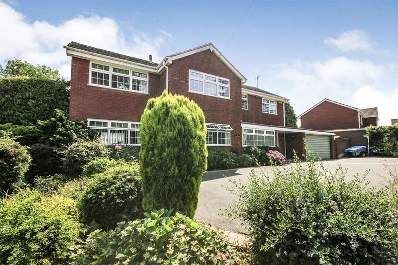 4 Bedrooms Detached House for sale in Cheltenham Drive, Kingswinford, West Midlands, DY6