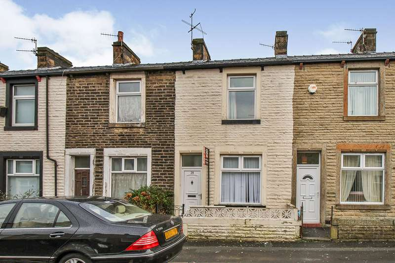 2 Bedrooms House for sale in Colbran Street, Burnley, Lancashire, BB10