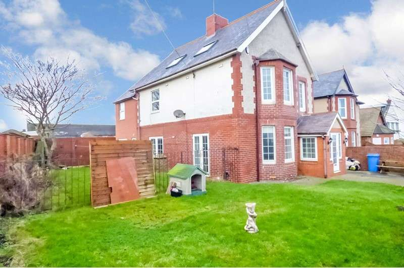 5 Bedrooms Property for sale in Collywell Bay Road, Seaton Sluice, Whitley Bay, Northumberland, NE26 4RF