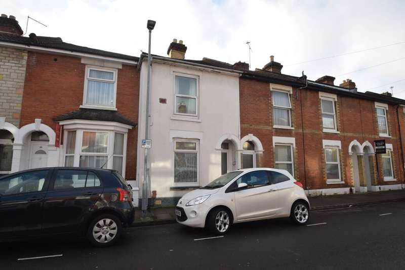 3 Bedrooms Terraced House for sale in Percy Road, Southsea, PO4