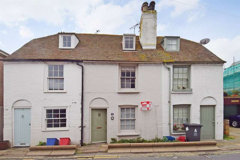 2 Bedrooms Terraced House for sale in Sea Street, Whitstable