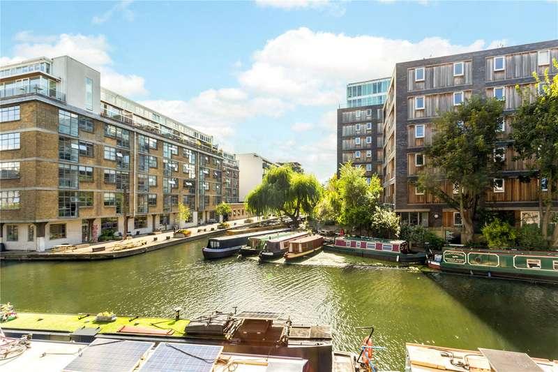 2 Bedrooms Flat for sale in Islington Canalside, 10 Baldwin Terrace, London, N1