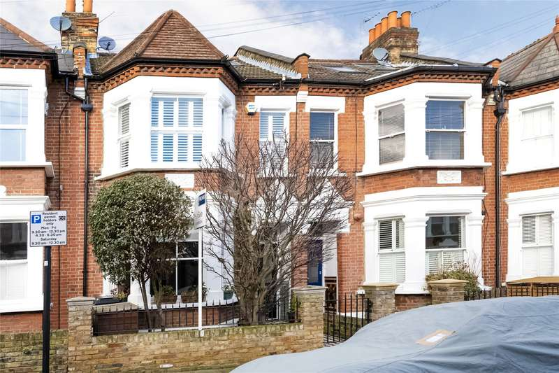 4 Bedrooms Terraced House for sale in Wilton Avenue, Chiswick, W4