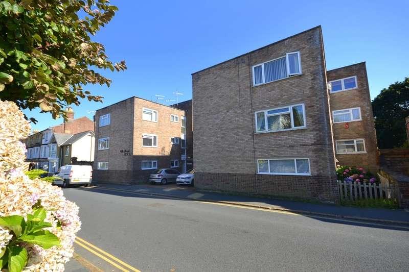 1 Bedroom Flat for sale in Grange Road, Shanklin