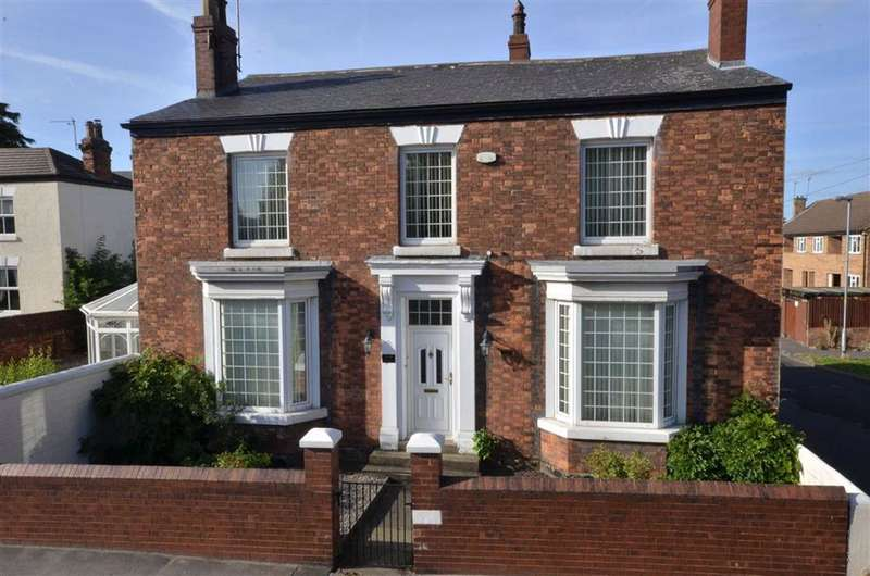 5 Bedrooms Detached House for sale in Ropewalk, Knottingley, WF11