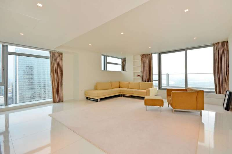 3 Bedrooms Flat for sale in Pan Peninsula, Canary Wharf, E14