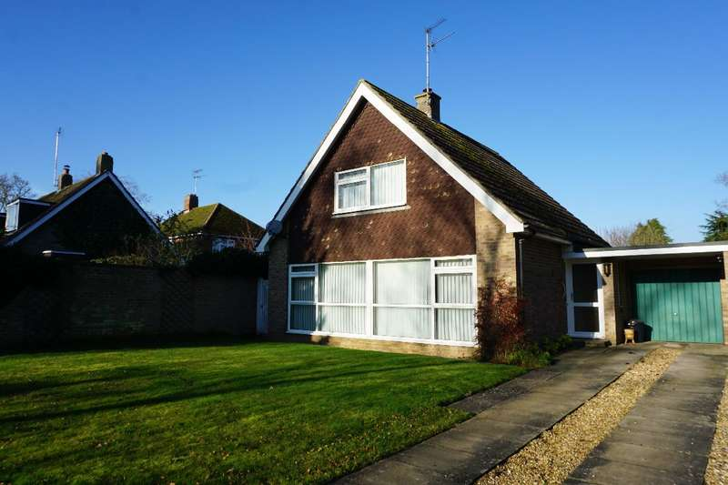 4 Bedrooms Detached House for sale in FAIRFIELD CLOSE, OLNEY