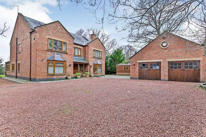 6 Bedrooms Detached House for sale in High Horse Close, Rowlands Gill, NE39
