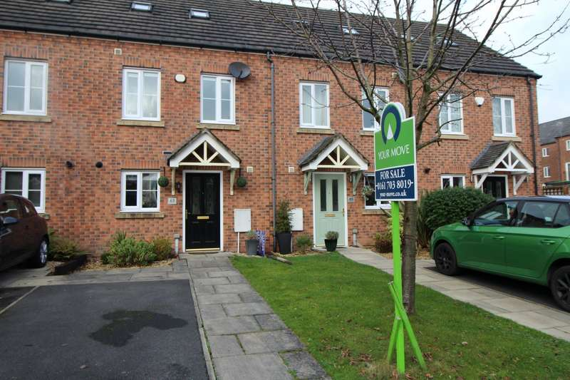 3 Bedrooms House for sale in Gadfield Grove, Atherton, Manchester, Greater Manchester, M46