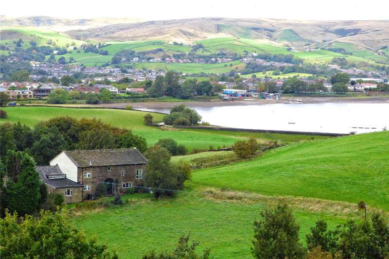 4 Bedrooms Detached House for sale in Peanock Lane, Hollingworth Lake, Littleborough, Greater Manchester, OL15